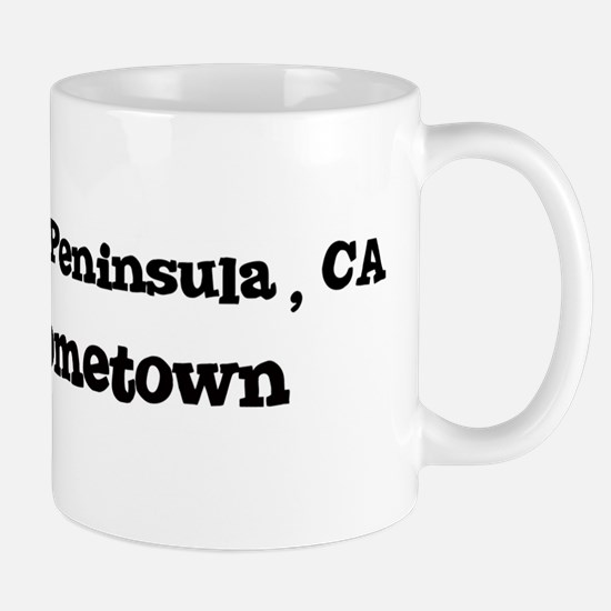 Lake Almanor Peninsula - home Mug