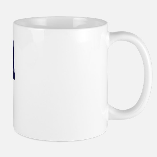 AMERICA: Geniuses - Idiots Mug