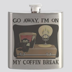 Coffin Break Flask