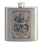 Who Are You Flask