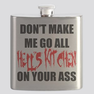 All Hell's Kitchen Flask