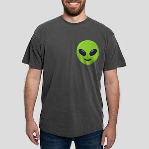 Alien Pocket Mens Comfort Colors Shirt