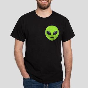Alien Pocket Dark T-Shirt