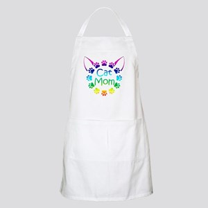 """Cat Mom"" Apron"