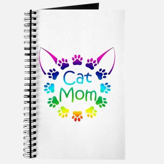 """Cat Mom"" Journal"