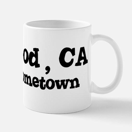 Maywood - hometown Mug