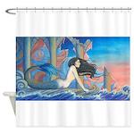 Alantis Rising Shower Curtain