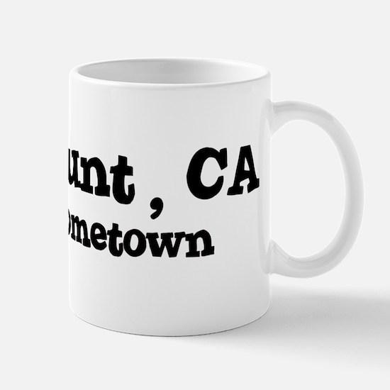 Paramount - hometown Mug