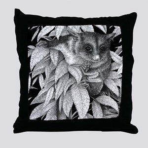 Sugar Glider Throw Pillow