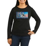 Alantis Rising Women's Long Sleeve Dark T-Shirt
