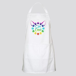 """Cat Dad"" Apron"