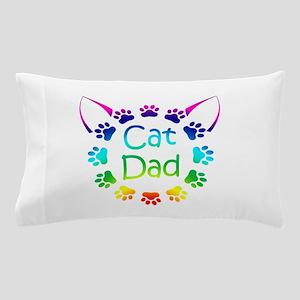"""Cat Dad"" Pillow Case"