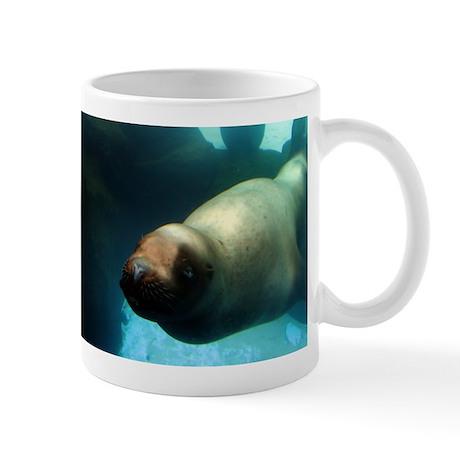 Steller sea lion 3.jpg Mug
