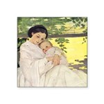 Mother's Day Square Sticker 3