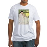 Mother's Day Fitted T-Shirt