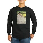 Mother's Day Long Sleeve Dark T-Shirt