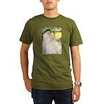 Mother's Day Organic Men's T-Shirt (dark)