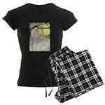 Mother's Day Women's Dark Pajamas
