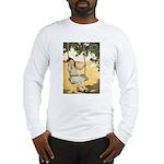 Girl on a Swing Long Sleeve T-Shirt