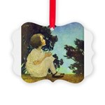 Wish Upon a Star Picture Ornament
