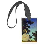 Wish Upon a Star Large Luggage Tag