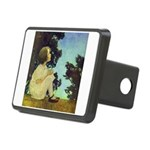 Wish Upon a Star Rectangular Hitch Cover