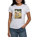 Girl on a Swing Women's T-Shirt
