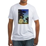 Wish Upon a Star Fitted T-Shirt