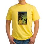 Wish Upon a Star Yellow T-Shirt