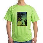 Wish Upon a Star Green T-Shirt