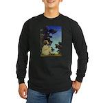 Wish Upon a Star Long Sleeve Dark T-Shirt