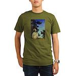 Wish Upon a Star Organic Men's T-Shirt (dark)