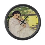 Mother's Day Large Wall Clock