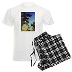 Wish Upon a Star Men's Light Pajamas