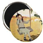 Girl on a Swing 2.25