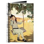 Girl on a Swing Journal