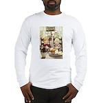 Children Saying Grace Long Sleeve T-Shirt
