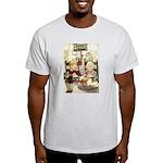 Children Saying Grace Light T-Shirt