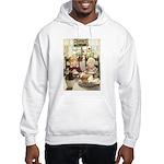 Children Saying Grace Hooded Sweatshirt