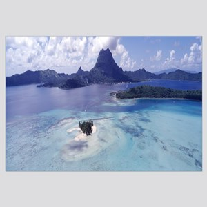 Motu Tapu Bora Bora Island