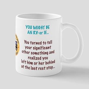 RVer Bad Day 6 Mug