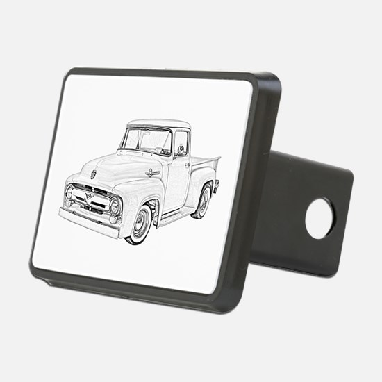 1956 Ford Truck.png Hitch Cover