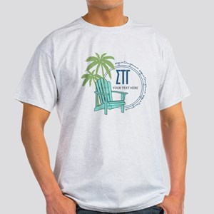 Sigma Tau Gamma Palm Chair T-Shirt