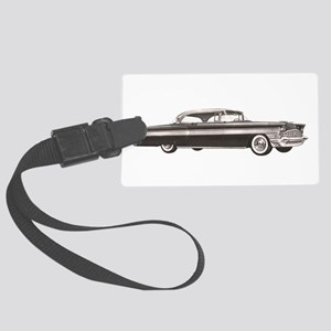 1956 Packard Clipper Large Luggage Tag
