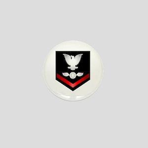 Navy PO3 Aviation Electrician's Mate Mini Button