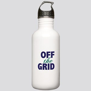 Off the Grid Stainless Water Bottle 1.0L