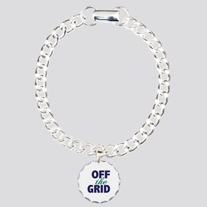 Off the Grid Charm Bracelet, One Charm