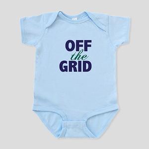 Off the Grid Infant Bodysuit