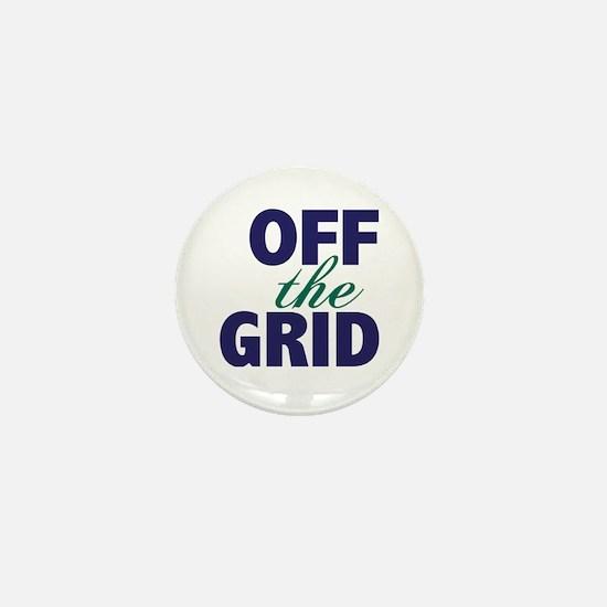 Off the Grid Mini Button