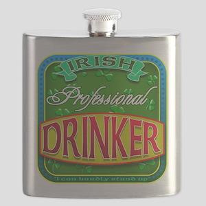professional drinker Flask